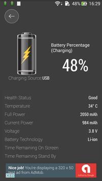 Battery Doctor Pro 🐬 screenshot 4