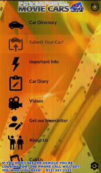 Movie Cars screenshot 5