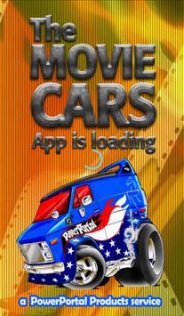Movie Cars poster