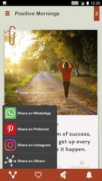 Power Of Positive Mornings Daily screenshot 6