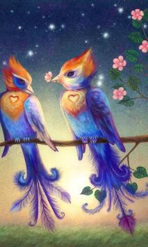 Birds LiveWallpaper screenshot 1