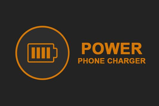Power Phone Charger poster