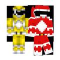 Skin Power Ranger for Minecraft PE
