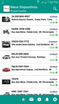PowerTracker apk screenshot