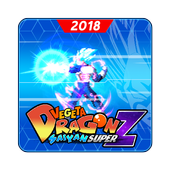 Vegeta Dragon Saiyan Super Z icon