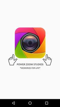 POWER ZOOM STUDIO apk screenshot