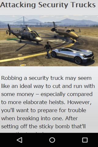 Cheats GTA 5 for Android - APK Download