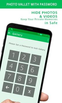 Photo Gallery With Password 2018 screenshot 2