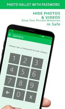Photo Gallery With Password 2018 screenshot 8
