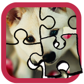 Jigsaw Dogs Puzzle Puppies icon