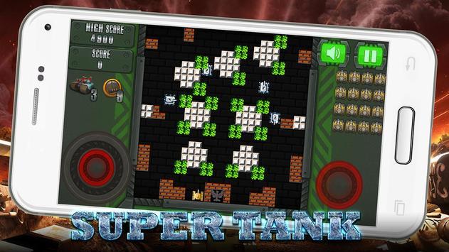 Super Tank Blitz Offline: Battle City 1990 screenshot 13