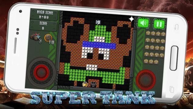 Super Tank Blitz Offline: Battle City 1990 screenshot 10
