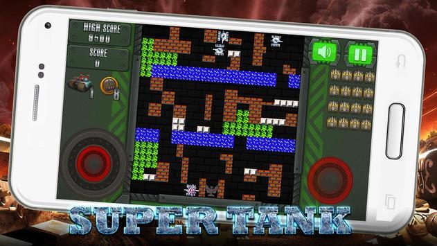 Super Tank Blitz Offline: Battle City 1990 screenshot 11