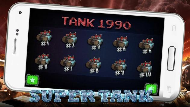 Super Tank Blitz Offline: Battle City 1990 screenshot 1