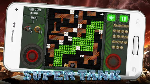 Super Tank Blitz Offline: Battle City 1990 screenshot 2