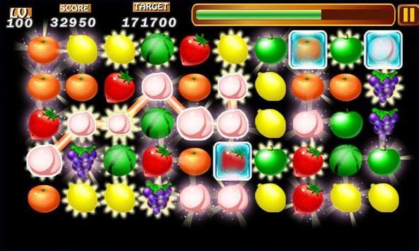 Fruits Line Deluxe apk screenshot