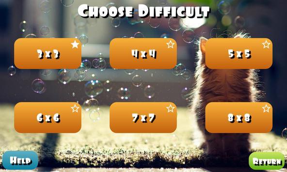 99 Kittens - Puzzle screenshot 2