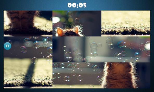 99 Kittens - Puzzle screenshot 6