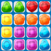 Jelly Puzzle Grid icon