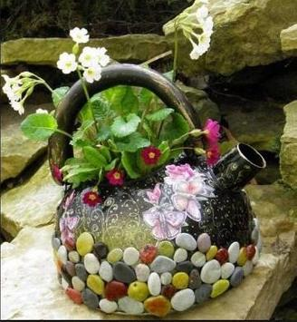 Flower Pot Idea apk screenshot