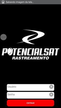 POTENCIAL SAT RASTREAMENTO apk screenshot