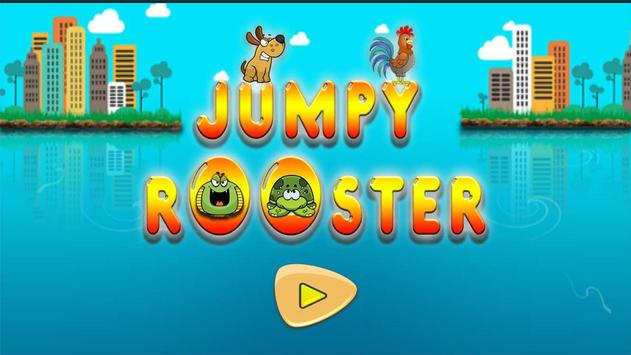 Rooster Jump poster