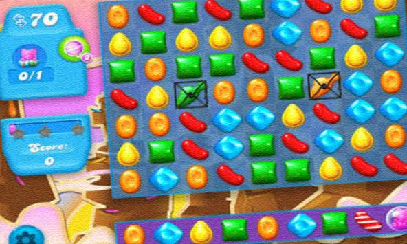 Tips Candy Crush Soda Lite poster