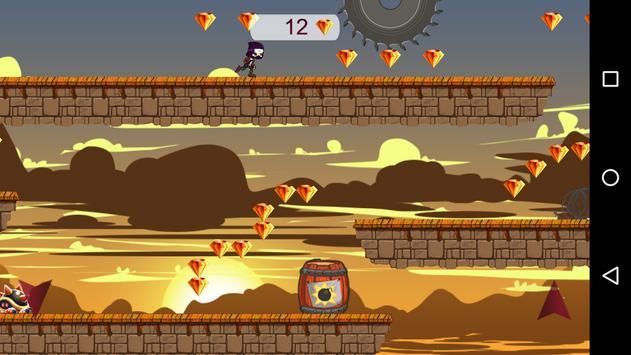Ninja runner screenshot 3