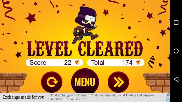 Ninja runner screenshot 5