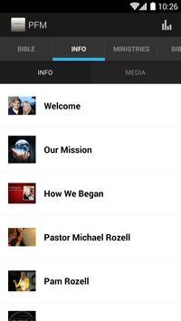 Potter's Field Ministries apk screenshot