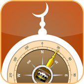 FInd Qibla Directional Compass icon
