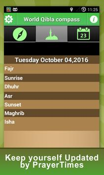 FInd Qibla Directional Compass screenshot 2