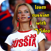 Learn Russian With  Videos icon