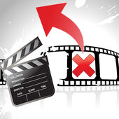 Video Cutter : Remove Middle Parts Video icon