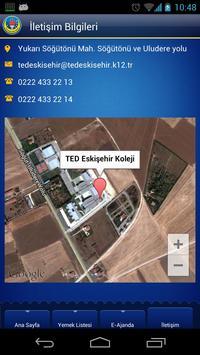 TED Eskişehir apk screenshot