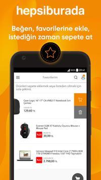 Hepsiburada apk screenshot