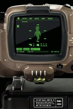 Guide for Fallout Pip-Boy poster
