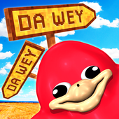 Ugandan Knuckles Battle Royale icon