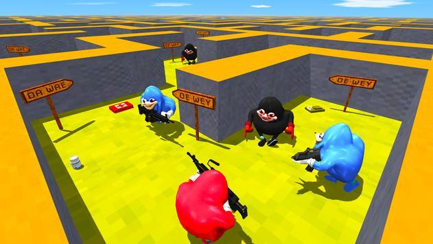 Ugandan Knuckles Battle Royale screenshot 3