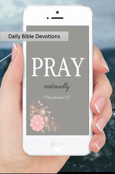 Daily Bible Devotions apk screenshot