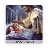Christian for happiness icon