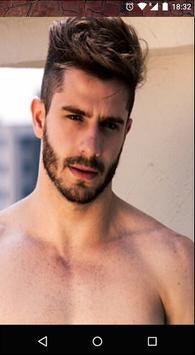 ZEV - Hot Men Hairstyle apk screenshot