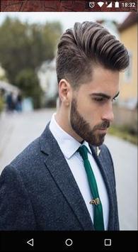 Men Hairstyles apk screenshot