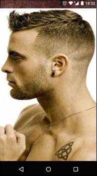 Popular Mens Haircuts apk screenshot