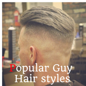 Popular Guy hairstyles icon