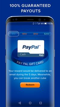 Make Money Online: Free Gift Cards for PayPal cash screenshot 1
