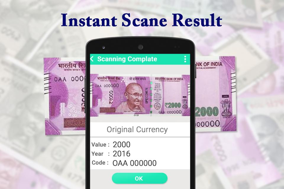 Fake Money Scanner for Android - APK Download