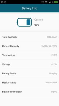 Battery Info apk screenshot