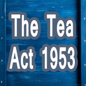 The Tea Act 1953 Complete Reference Easily Know icon