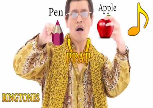 Apple Pen Ringtones PPAP 🎶 🎧 screenshot 3